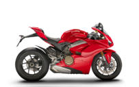 Panigale V4 - Ducati Red