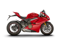 Panigale V4 S - Ducati Red (2018-2019)