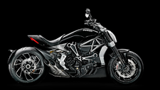 XDiavel S - Thrilling Black