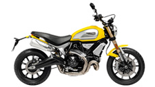 Scrambler 1100 - Yellow