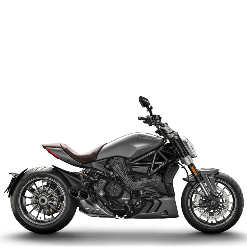 XDiavel - Matt Liquid Concrete Grey